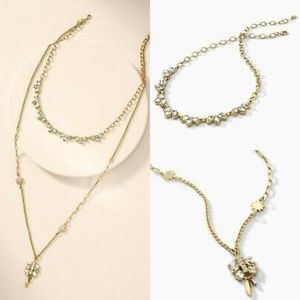Stella & Dot Campbell Layered Necklace
